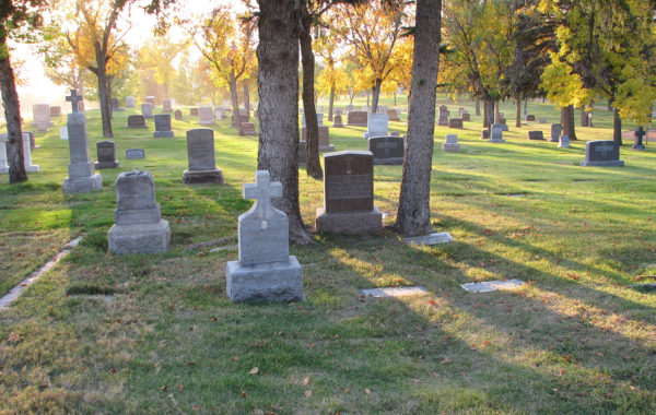 Calvary Cemetery, History Among the Headstones