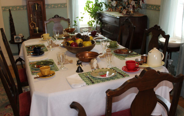 Christmas At The Cottage Homespun Holiday Tea Party 2015