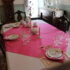 Behind the Lace Curtains-TTS #62/2020 Table Setting Challege #22, Bavarian Rose